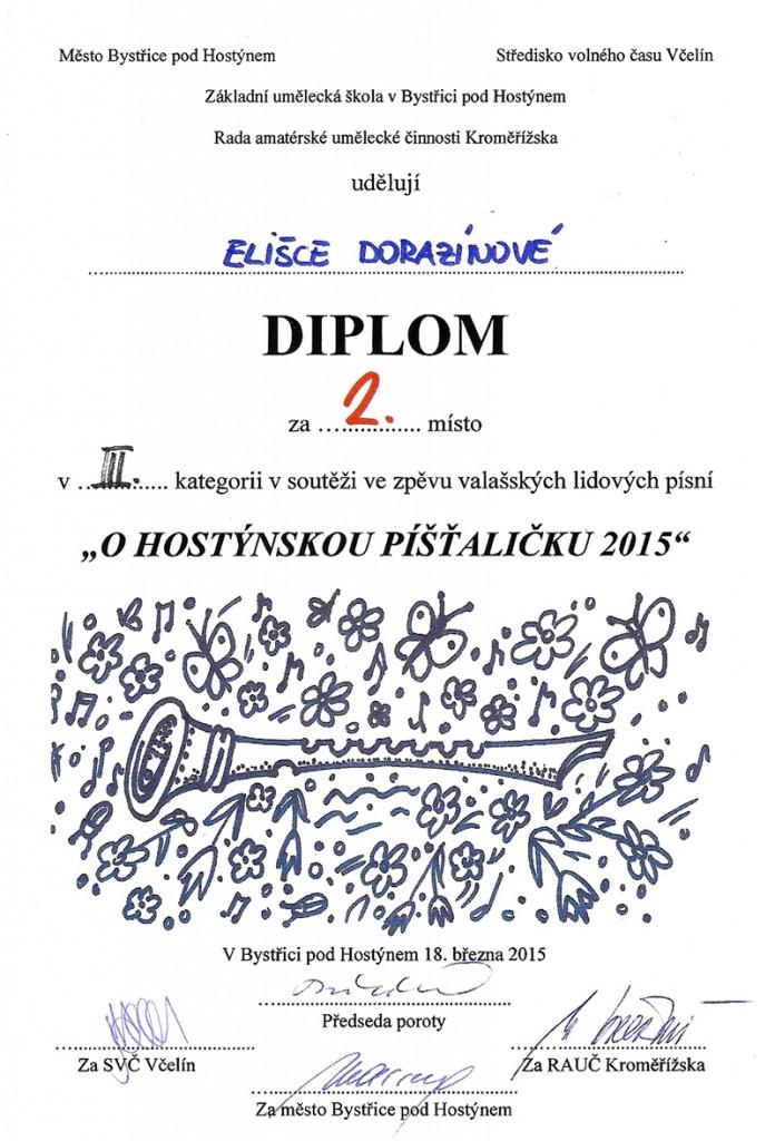 Diplom-Eliška-Dorazínová