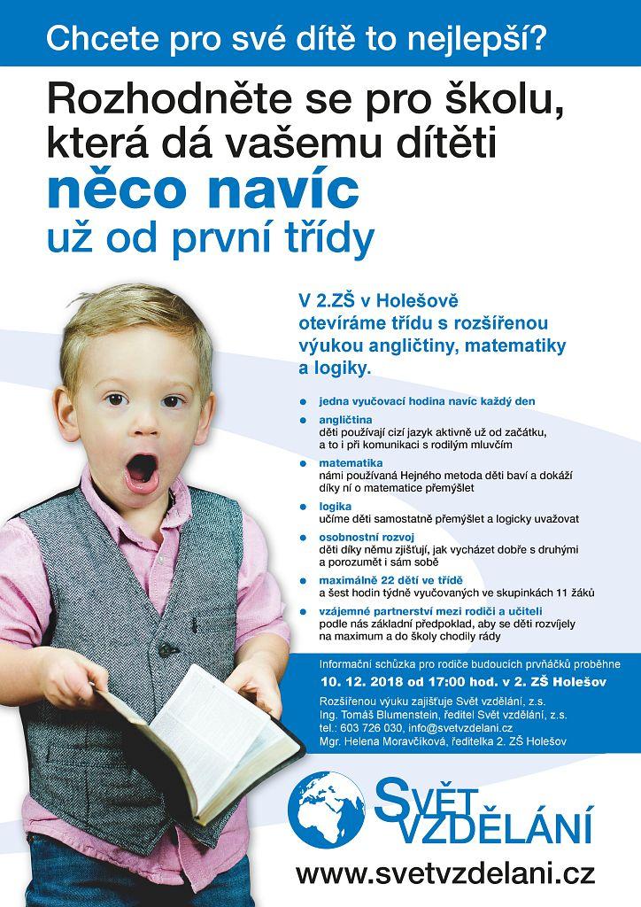 Chcete pro své dítě to nejlepší?