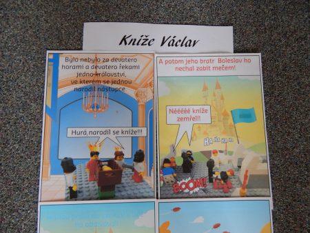 Rozvíjení čtenářské gramotnosti ve 4. A