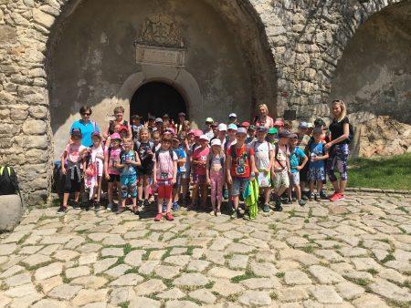 Výlet na hrad Buchlov