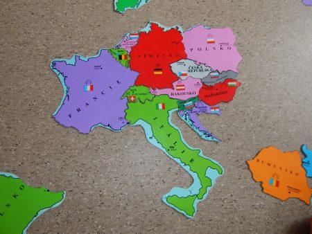 Evropský den jazyků – projektový den na II. stupni