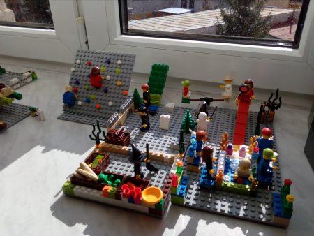 Kroužek Legohrátky